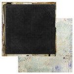 49 and Market - Old School Collection - 12 x 12 Double Sided Paper - Off the Grid