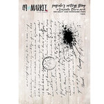 49 and Market - Clear Acrylic Stamps - Pascale's Writings