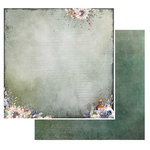 49 and Market - Rusty Autumn Collection - 12 x 12 Double Sided Paper - Enchanted