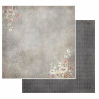 49 and Market - Rusty Autumn Collection - 12 x 12 Double Sided Paper - Reminiscent
