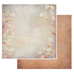49 and Market - Rusty Autumn Collection - 12 x 12 Double Sided Paper - Captivating