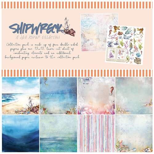 49 and Market - Shipwreck Collection - 12 x 12 Collection Mini Pack