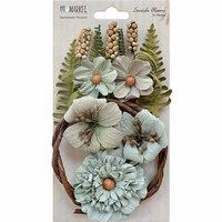 49 and Market - Handmade Flowers - Seaside Blooms - Aloe