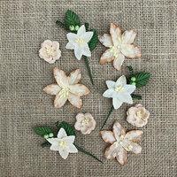 49 and Market - Handmade Flowers - Stargazers - Cashmere