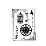 49 and Market - Clear Acrylic Stamps - Scents of Nature