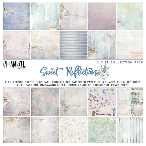 49 and Market - Sweet Reflections Collection - 12 x 12 Collection Pack