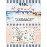 49 and Market - Seaside and Shipwreck Collection - 6 x 8 Collection Pack