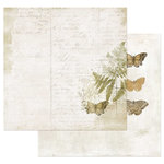 49 and Market - Vintage Artistry Collection - 12 x 12 Double Sided Paper - Specimen