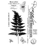 49 and Market - Vintage Artistry Collection - Clear Acrylic Stamps