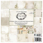 49 and Market - Vintage Artistry Collection - 6 x 6 Collection Pack