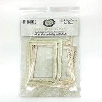 49 and Market - Vintage Artistry Sage Collection - Stitched Frames