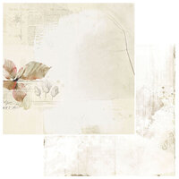 49 and Market - Vintage Artistry Natural Collection - 12 x 12 Double Sided Paper - Ecology