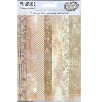 49 and Market - Vintage Artistry Natural Collection - Washi Tape