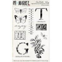 49 and Market - Clear Photopolymer Stamps - Gratitude Today