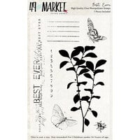 49 and Market - Clear Photopolymer Stamps - Best Ever Stamp Set