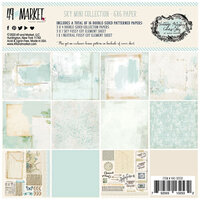 49 and Market - Vintage Artistry Sky Collection - 6 x 6 Collection Pack