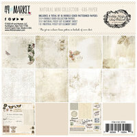 49 and Market - Vintage Artistry Natural Collection - 6 x 6 Collection Pack