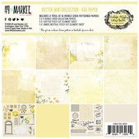 49 and Market - Vintage Artistry Butter Collection - 6 x 6 Collection Pack