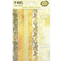 49 and Market - Vintage Artistry Butter Collection - Washi Tape