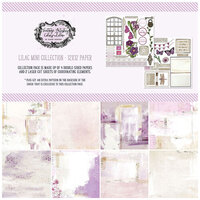 49 and Market - Vintage Artistry Lilac Collection - 12 x 12 Collection Pack