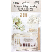 49 and Market - Vintage Artistry Everyday Collection - Essential Rub-On Transfers