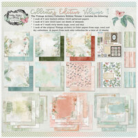 49 and Market - Vintage Artistry In Color Collectors Collection - Volume One - 12 x 12 Collectors Pack