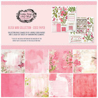 49 and Market - Vintage Artistry Blush Collection - 12 x 12 Collectors Pack