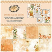 49 and Market - Vintage Artistry In Mango Collection - 12 x 12 Collection Pack