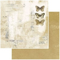 49 and Market - Vintage Artistry Everyday Collection - 12 x 12 Double Sided Paper - Lucent Ladies