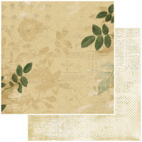 49 and Market - Vintage Artistry Everyday Collection - 12 x 12 Double Sided Paper - Zealous