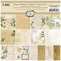 49 and Market - Vintage Artistry Everyday Collection - 6 x 6 Collection Pack