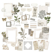 49 and Market - Vintage Artistry Essentials Collection - Ephemera Bits
