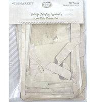 49 and Market - Vintage Artistry Essentials Collection - 4 x 6 File Frame Set