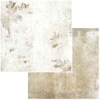 49 and Market - Vintage Artistry Essentials Collection - 12 x 12 Double Sided Paper - Airy