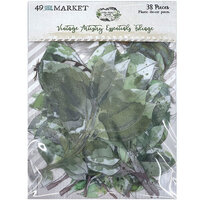 49 and Market - Vintage Artistry Essentials Collection - Embellishments - Foliage