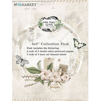 49 and Market - Vintage Artistry Essentials Collection - 6 x 8 Collection Pack