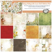 49 and Market - Vintage Artistry In The Leaves Collection - 12 x 12 Collection Pack