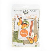 49 and Market - Vintage Artistry In The Leaves Collection - Ephemera Bits
