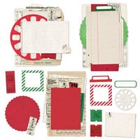 49 and Market - Christmas - Vintage Artistry Noel Collection - Collage Stack