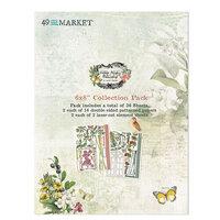 49 and Market - Vintage Artistry Naturalist Collection - 6 x 8 Naturalist Collection Pack