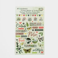 49 and Market - Vintage Artistry Naturalist Collection - Wishing Bubbles and Trinkets