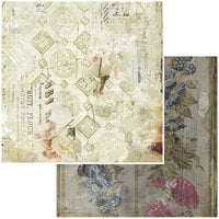 49 and Market - Vintage Remnants Collection - 12 x 12 Double Sided Paper - Paper 6