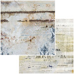 49 and Market - Vintage Remnants Collection - 12 x 12 Double Sided Paper - Paper 9