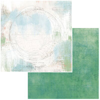 49 and Market - Vintage Artistry Anywhere Collection - 12 x 12 Double Sided Paper - At the Core