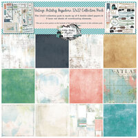 49 and Market - Vintage Artistry Anywhere Collection - 12 x 12 Collection Pack
