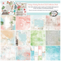 49 and Market - Vintage Artistry Beached Collection - 12 x 12 Collection Pack