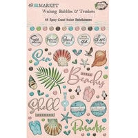 49 and Market - Vintage Artistry Beached Collection - Wishing Baubles and Trinkets