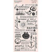 49 and Market - Vintage Artistry Beached Collection - Washi Tape Sheet