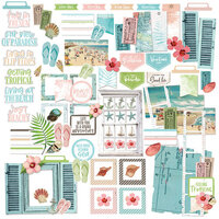 49 and Market - Vintage Artistry Beached Collection - Ephemera Bits