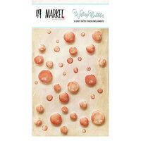 49 and Market - Wishing Bubbles - Epoxy Stickers - Crush